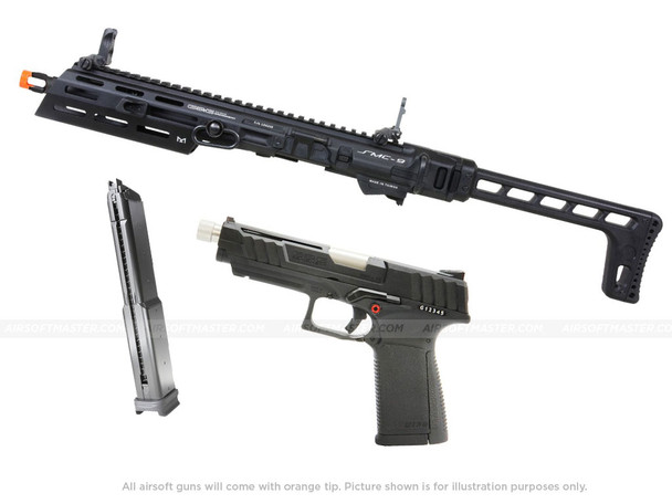 G&G SMC-9 Kit with GTP-9 Pistol Package