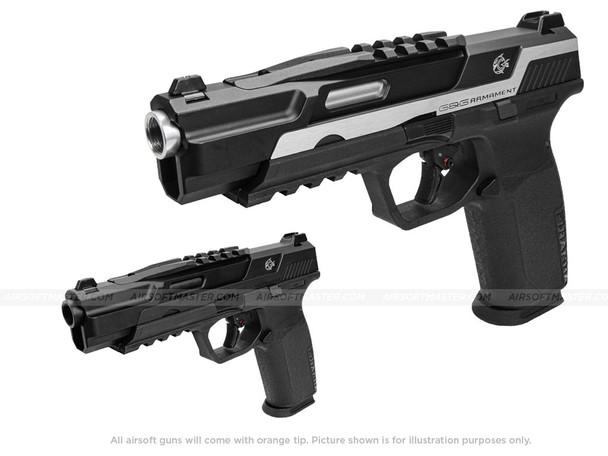 G&G Piranha TR Gas Blowback Airsoft Pistol
