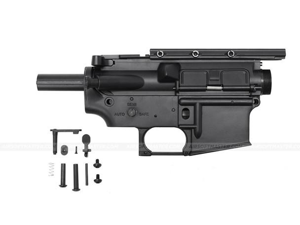 JG M4 S-System Metal Body Receiver Set