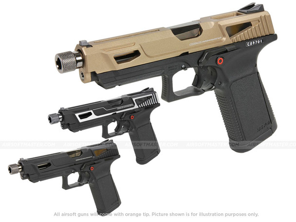 G&G GTP 9 MS Airsoft Pistol