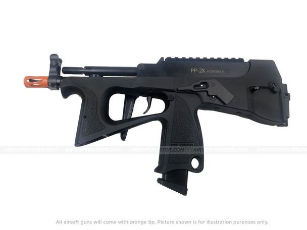 Modify PP-2K PDW GBB Airsoft Sub Machine Gun