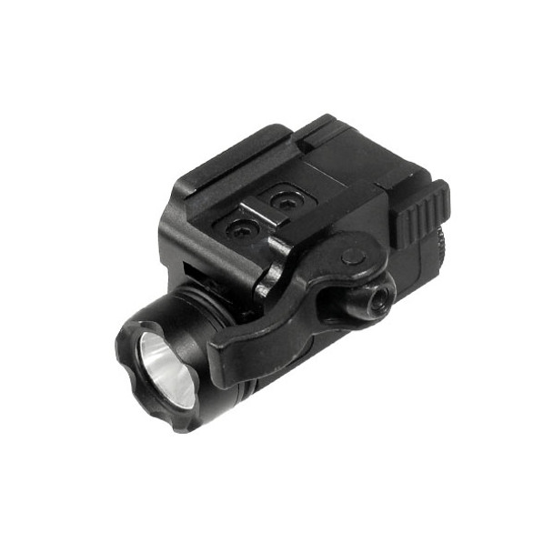 UTG LT-ELP116R Compact LED Tactical Pistol Flashlight