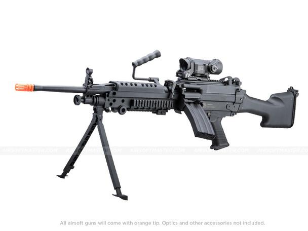Cybergun M249 E2 SAW Feather weight Airsoft Gun