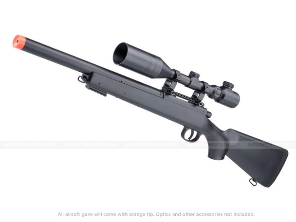 Double Eagle M52 Sportline Sniper Rifle Black
