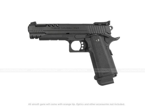 G&G GPM1911 CP Hi-Capa Gas Blowback Airsoft Pistol