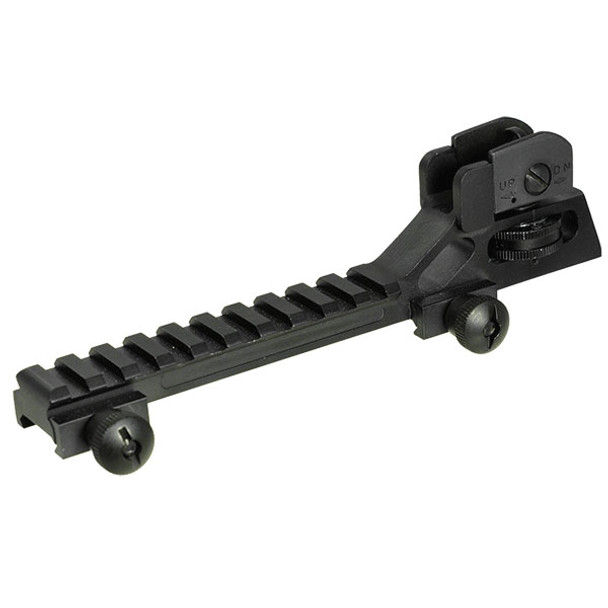 UTG MNT-95RS05 A2 Rear Sight w/ Integrated Mount