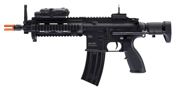 H&K 416C Airsoft Gun by VFC