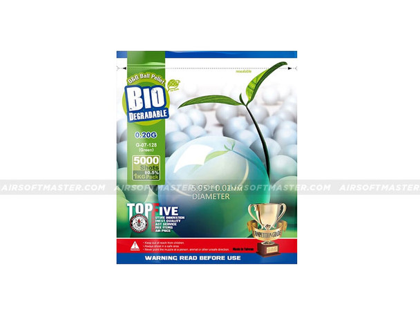 G&G .20g Green Biodegradable BB 5000rd