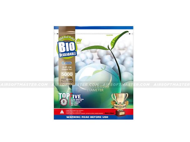 G&G .20g Tan Biodegradable BB 5000rd
