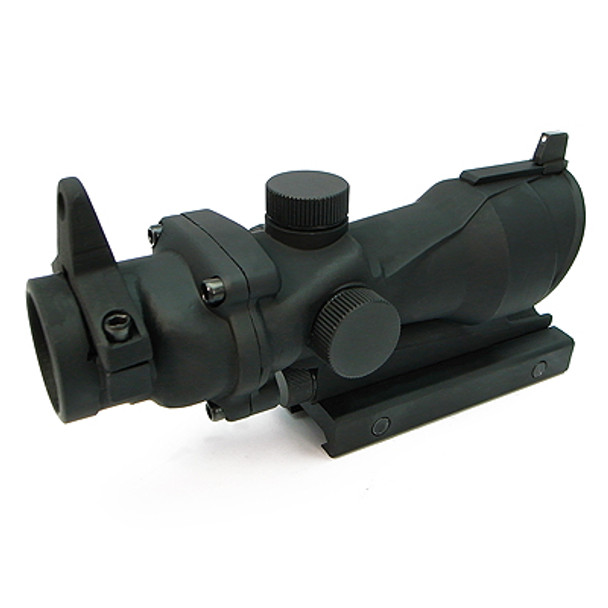 King Arms ACOG Replica Red Crosshair