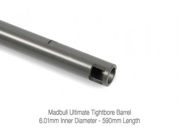 Madbull Ultimate Tight Bore 6.01mm - 590mm