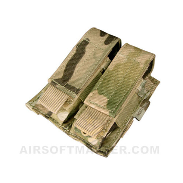 Condor Multicam Double Pistol Mag Pouch MA23-008