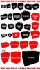 (Eldar) 20 Eldar Jetbike 7 Farseer Foam Tray (BFL-3)