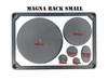 (352) P.A.C.K. 352 Molle with Magna Rack Original Load Out (Black)