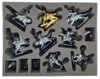 Stormcast Eternals Mounted Character and Unit  Foam Tray (BFL-2.5)