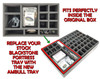 Warhammer Quest: Blackstone Fortress Dreaded Ambull Foam Tray for Core Box