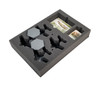 (Aeronautica Imperialis) Fighta Bommerz Foam Tray with Flight Stems Glued to Base (BFS-1.5)