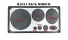Magna Rack Slider Medium Kit for the P.A.C.K. 432