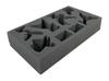 Warmachine/Hordes Archon Foam Tray (PP-2.5)