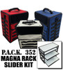 (352) P.A.C.K. 352 Molle with Magna Rack Sliders Load Out
