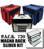 (720) P.A.C.K. 720 Molle with Magna Rack Sliders Load Out