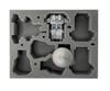 (Space Marine) 3 Storm Speeder 3 Land Speeder 1 Vengeance/Ravenwing Darkshroud Foam Tray (BFL-3)