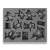 Age of Sigmar Lumineth Realm-Lords Sevireth Hurakan Temple Foam Tray (BFL-3)