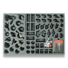 Warhammer Quest Cursed City Foam Tray Kit for Game Box