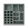 Zombicide Fort Hendrix Foam Tray for Expansion Game Box
