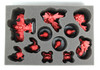 Super Dungeon Explore Foam Tray Kit for the P.A.C.K. 352 (BFS)