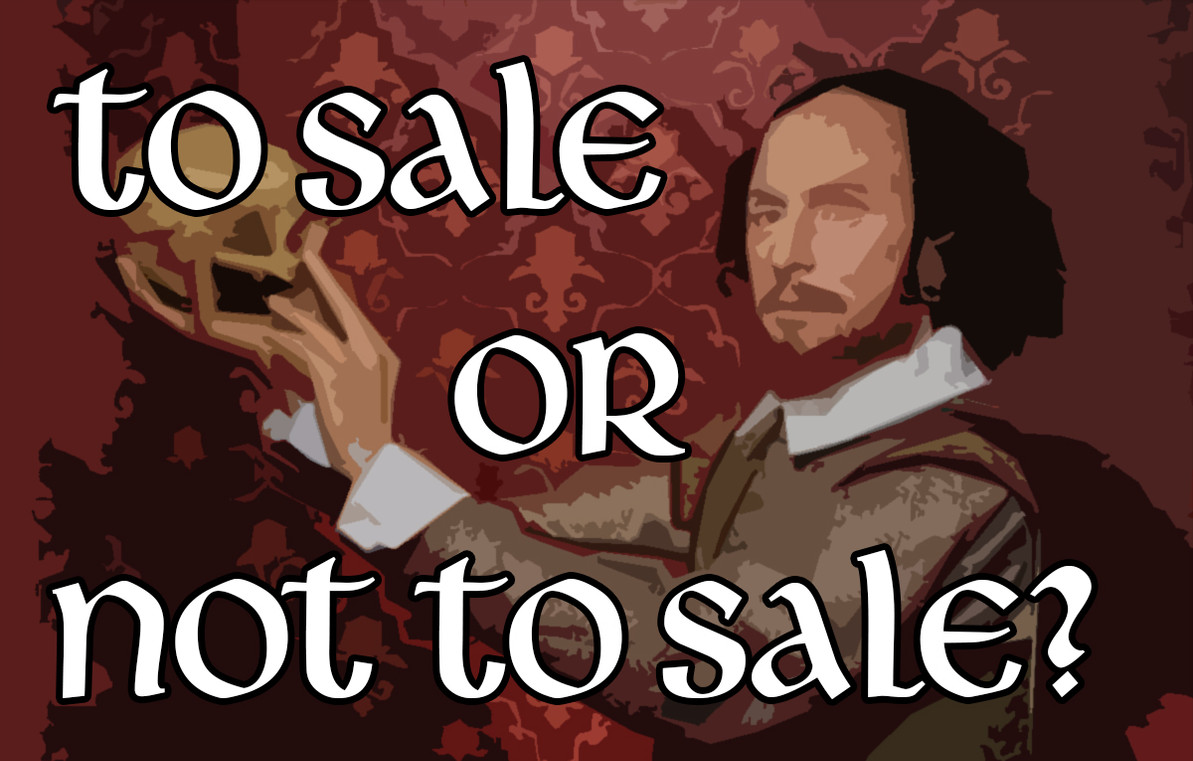To Sale or Not To Sale