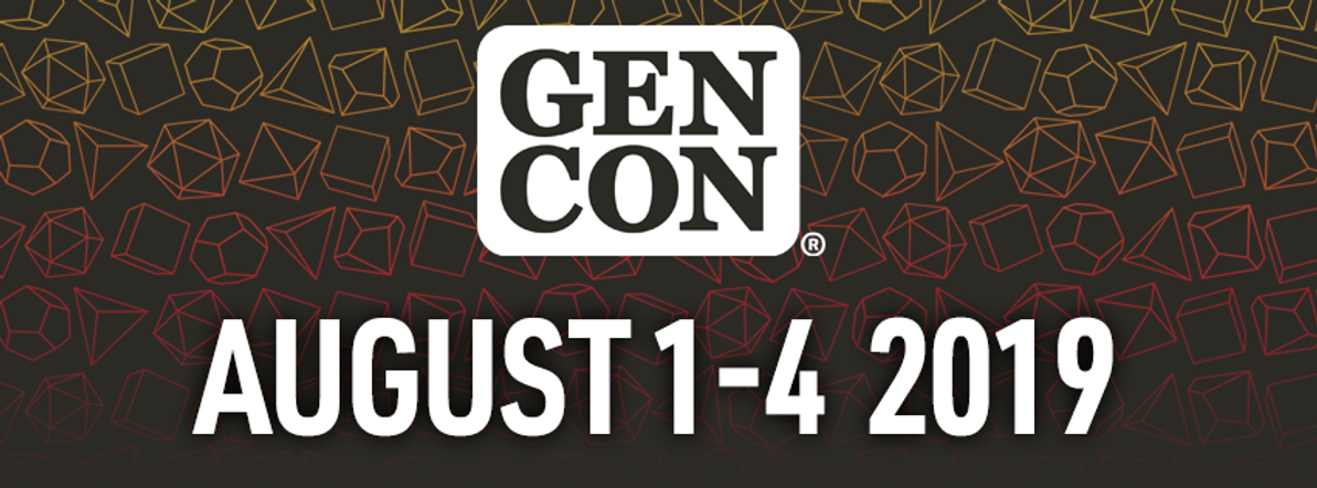 Battle Foam and GenCon 2019