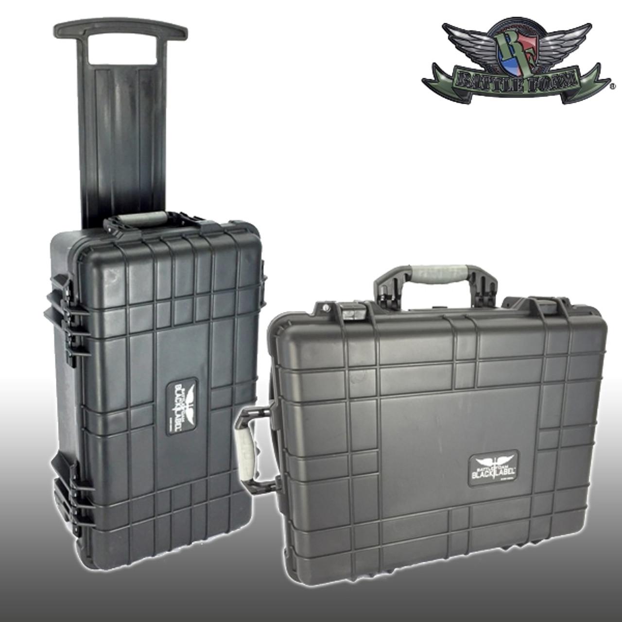 Black Label Hard Case Traveler S Pack Battle Foam @battle foam provides the best foam and case storage for protecting your miniatures. black label hard case traveler s pack