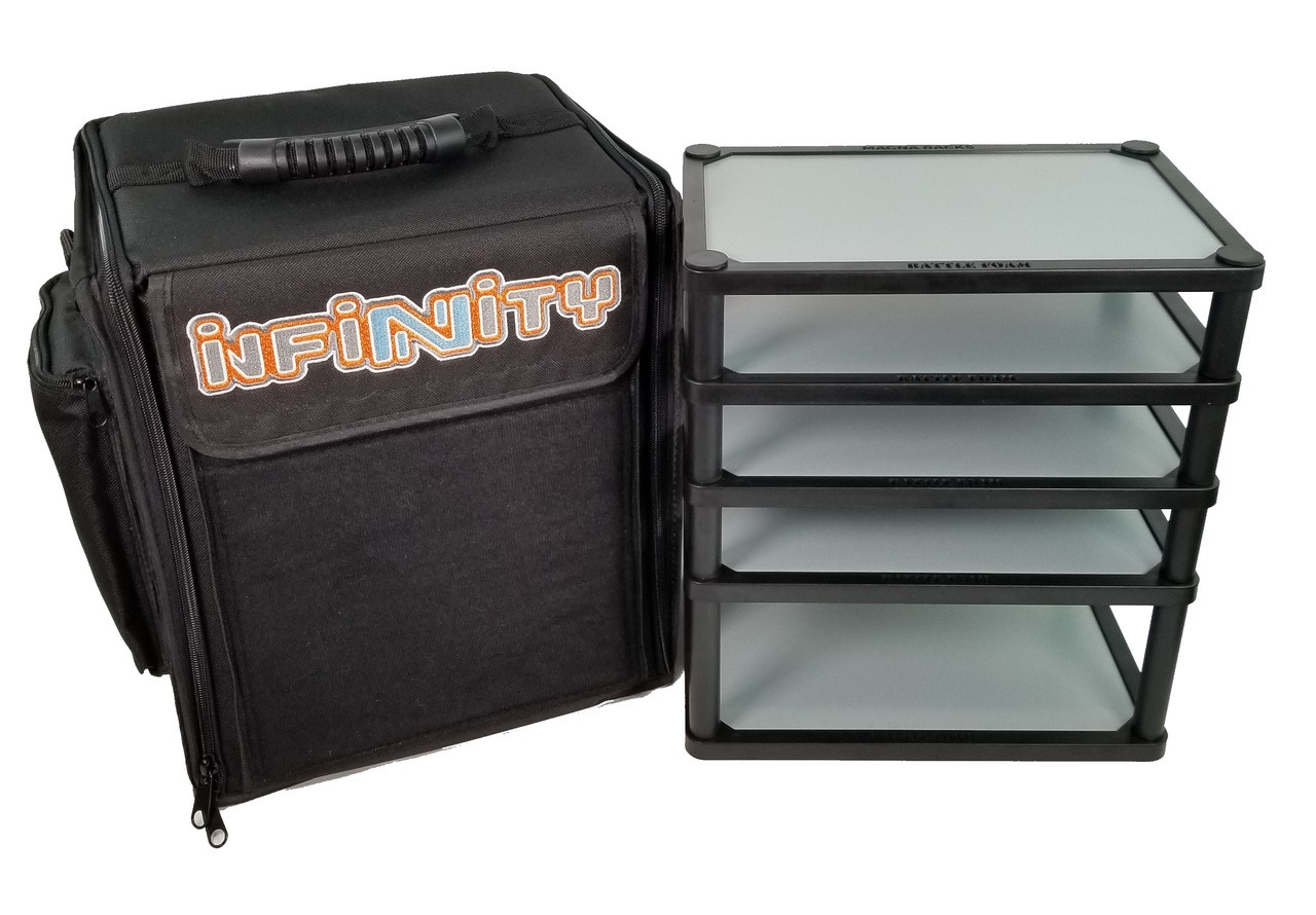 Infinity Alpha Bag 2 0 Magna Rack Original Load Out Battle Foam Magna racks can be assembled in many different ways using these magna rack spacer legs. infinity alpha bag 2 0 magna rack original load out