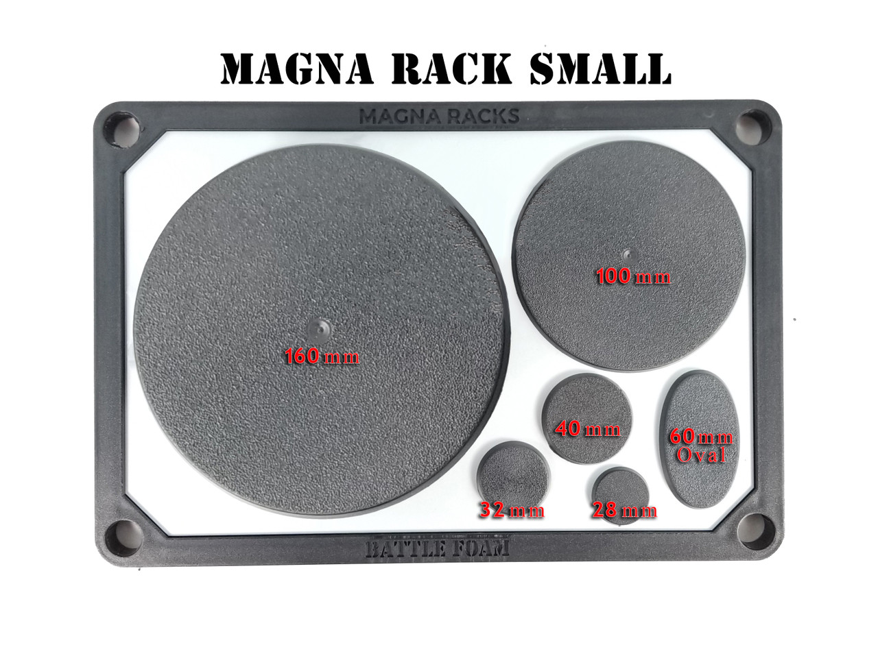 Go P A C K Go 2 0 With Magna Rack Original Load Out Black Battle Foam …so why am i not a fan of a battlefoam exclusive mini? go p a c k go 2 0 with magna rack original load out black