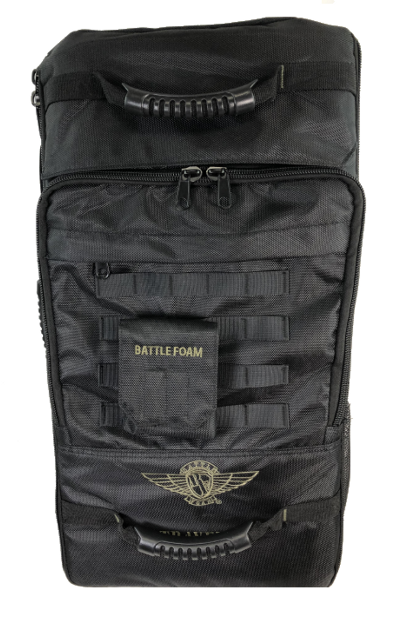 Battle Foam Traveler Bag Empty Battle Foam A wide variety of custom epp foam options are available to you, such as material, use, and processing. battle foam traveler bag empty