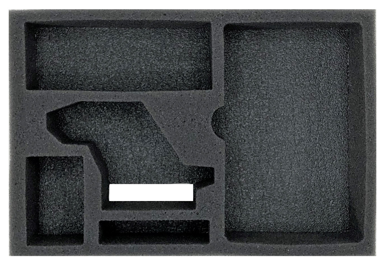 Warhammer Quest Blackstone Fortress Deadly Alliance Expansion Foam Tray Battle Foam This foam tray will hold the contents of the warhammer quest: warhammer quest blackstone fortress deadly alliance expansion foam tray