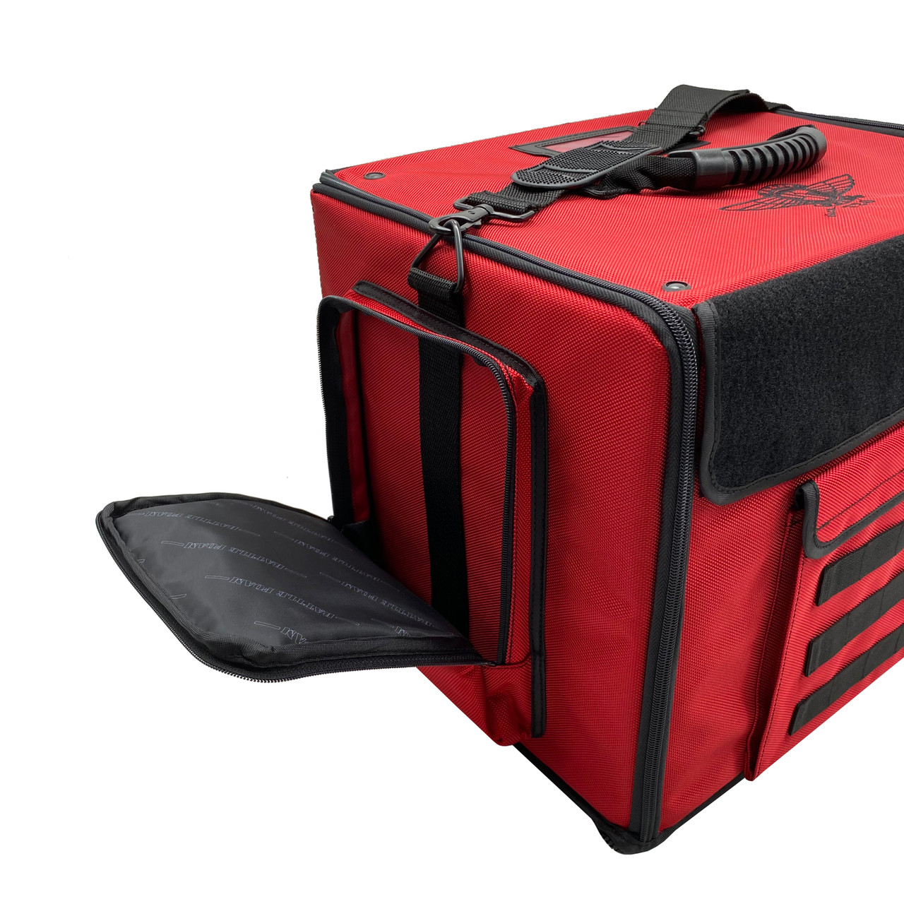 720 P A C K 720 Molle With Magna Rack Original Load Out Battle Foam The magna rack sliders trays have been designed for gamers who like to store and transport their miniatures that have been magnetized. battle foam