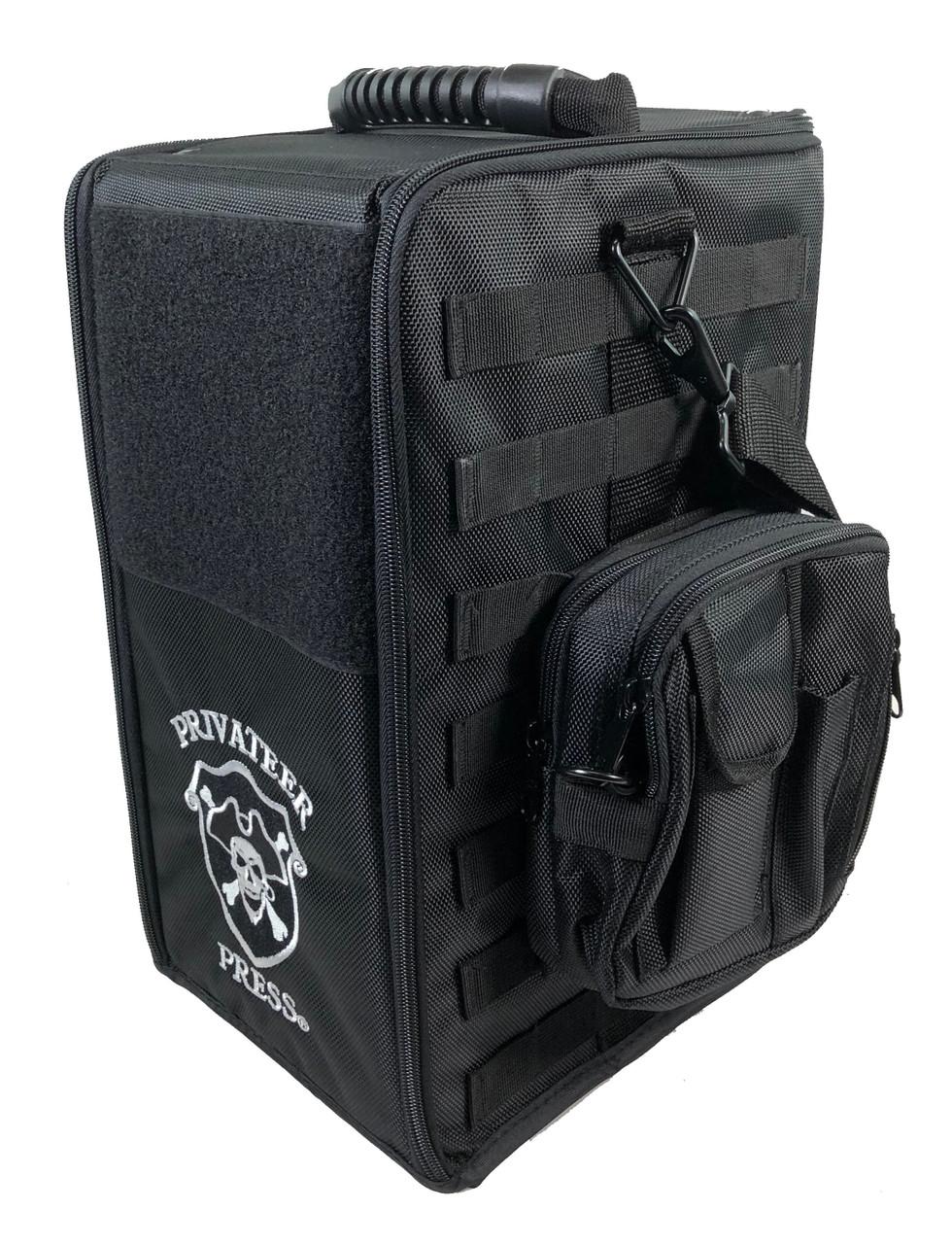 Privateer Press Tournament Bag Standard Load Out Black Battle Foam Their big bag costs well over $250. privateer press tournament bag standard load out black