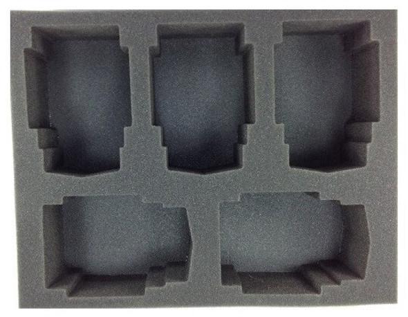 (30K) 5 Rhino Foam Tray (BFL-3)