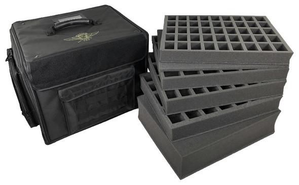 (720) P.A.C.K. 720 Molle Standard Load Out (Black)