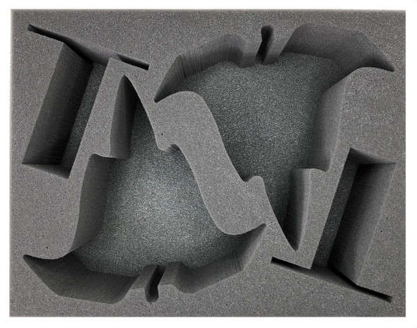 (Dark Eldar) 2 Voidraven Bomber Foam Tray (BFL-4.5)