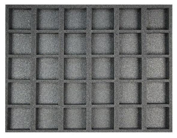 (Lizardmen) 30 Chameleon Skink Foam Tray (BFL-1)