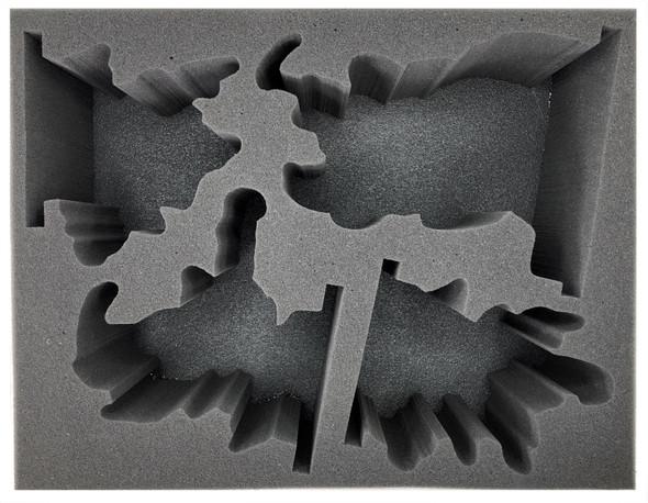 (WC) Glottkin Maggoth Lords Foam Tray (BFL-5)