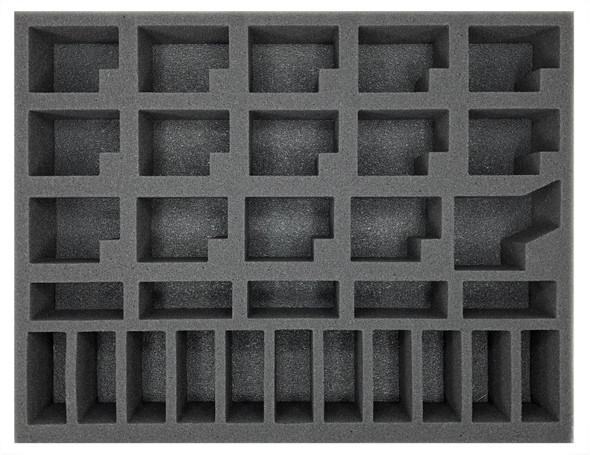 (WC) Nurgle Putrid Blightkings Foam Tray (BFL-2)