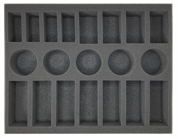 Warlord Vehicle and Support Foam Tray (BFL-2)