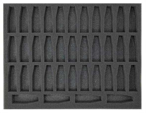 (Hobby) 37 Vallejo Paint Foam Tray (BFL-1)