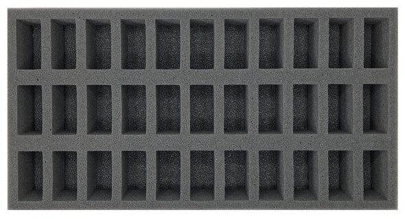 (Space Marine) 33 Assault Marine Foam Tray (BFM)