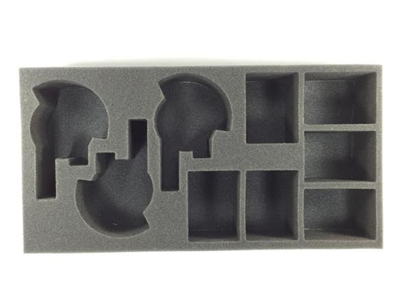 (Tau) 3 New Broadside 6 Crisis Suit Foam Tray (BFM-2.5)