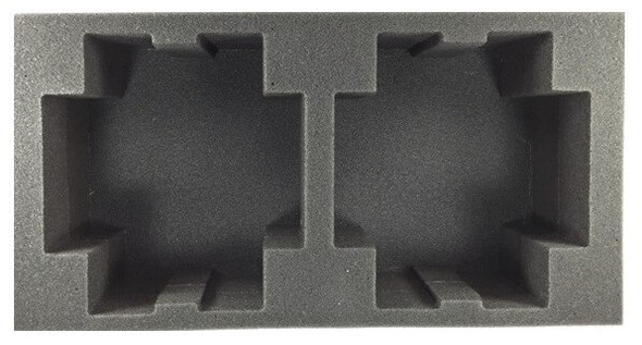 (Space Marine) 2 Land Raider Foam Tray (BFM-4)
